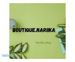 فروشگاه آنلاین پوشاک ناریکا